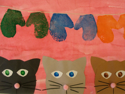 Three little Kittens Workshop (18m-6y)